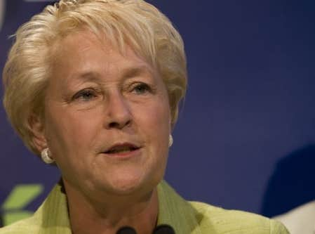 Pauline Marois (photo d&#39;archives)<br />