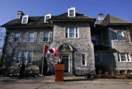 Rapport de la v rificatrice g n rale du canada le 24 for Annonceur maison du canadien