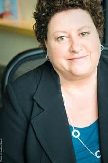 Maryse Perreault, p.-d.g. de la Fondation pour l&rsquo;alphab&eacute;tisation<br />