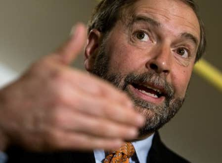Thomas Mulcair<br />