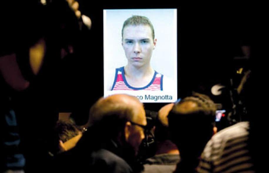 Luka Rocco Magnotta a été arrêté à Berlin, en Allemagne, le 4 juin.