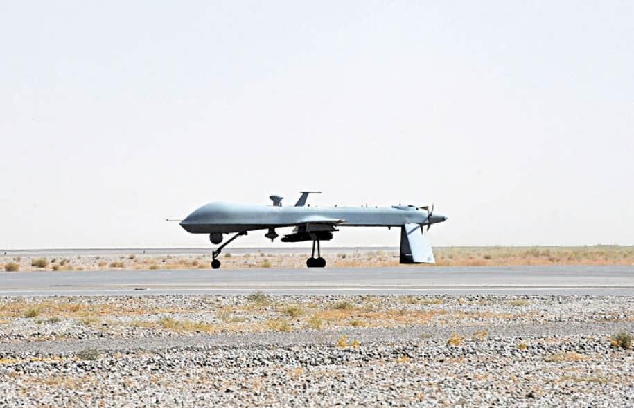 Les drones actuels ont une certaine dose d'autonomie - pour leur navigation -, mais ils restent pilotés à distance.