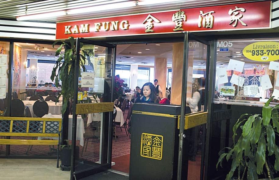 <div> La Maison Kam Fung permet d&rsquo;appr&eacute;cier la dizaine de pages du menu tr&egrave;s vari&eacute;, qui propose aussi des soupes et de nombreux plats de nouilles.</div>