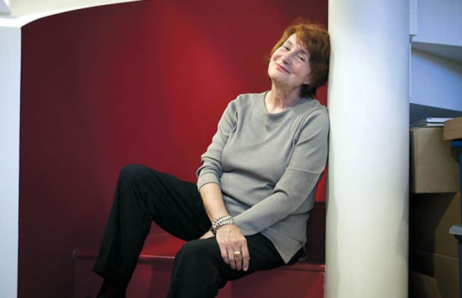 Les mots sont osés simplement parce qu'on ose les dire, explique Agnès Pierron.