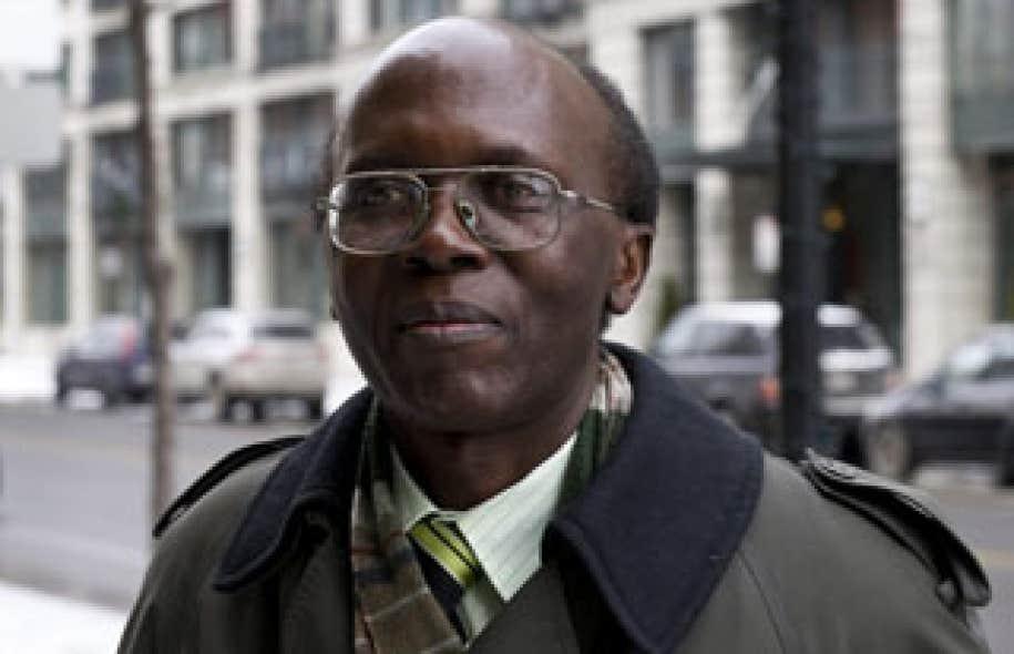 L'ex-homme politique rwandais Léon Mugesera