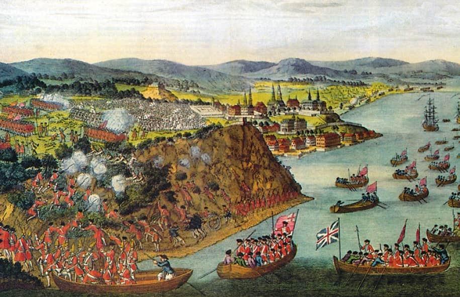 La bataille des plaines d'Abraham de 1759 n'a rien réglé.