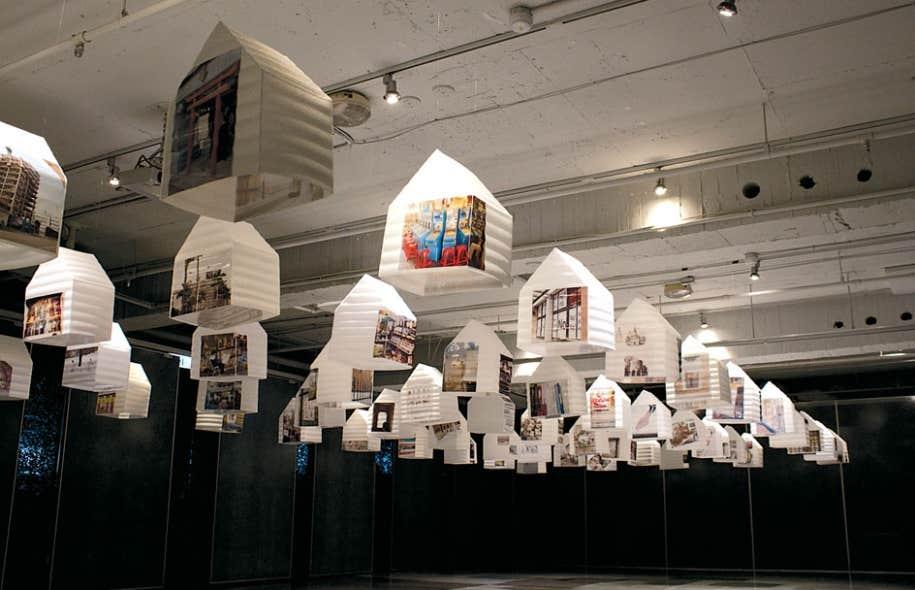 Art contemporain un peu de barcelone dans le montr al for Art et artiste