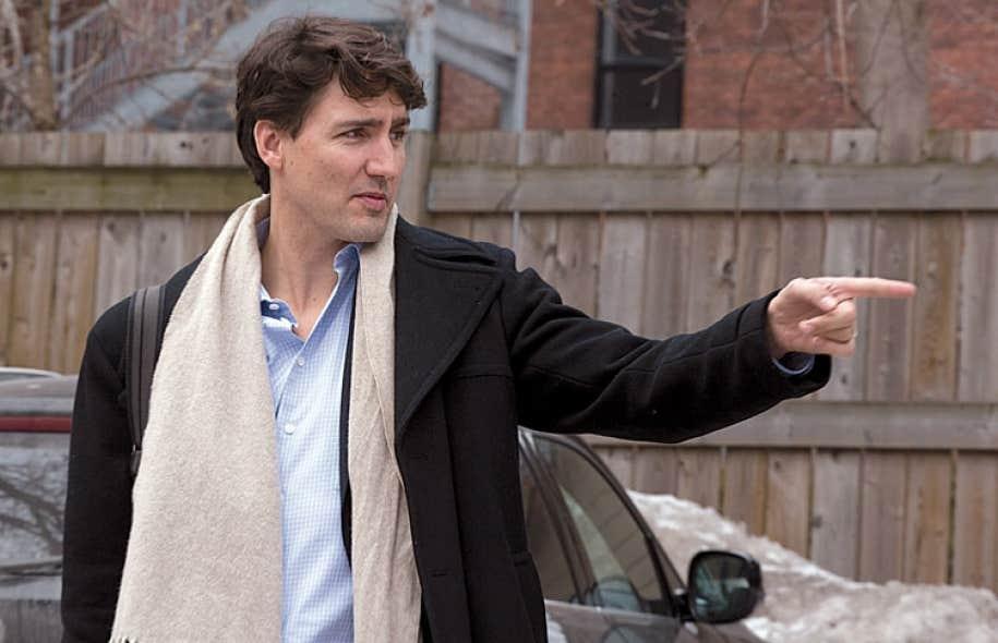 Justin Trudeau, qui s'est adressé mardi aux étudiants des universités McGill et de Montréal, est considéré comme le meneur de la course à la chefferie du Parti libéral du Canada.