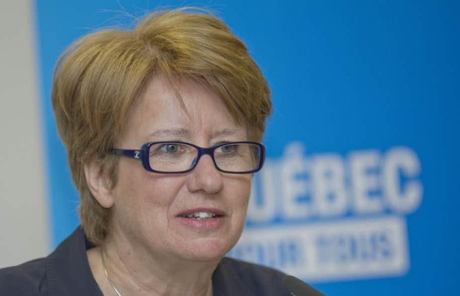 La protectrice du citoyen demande à la ministre de l'Emploi et de la Solidarité sociale, Agnès Maltais (notre photo), de surseoir, dans sa forme actuelle, à deux volets de son controversé projet de réforme de l'aide sociale.