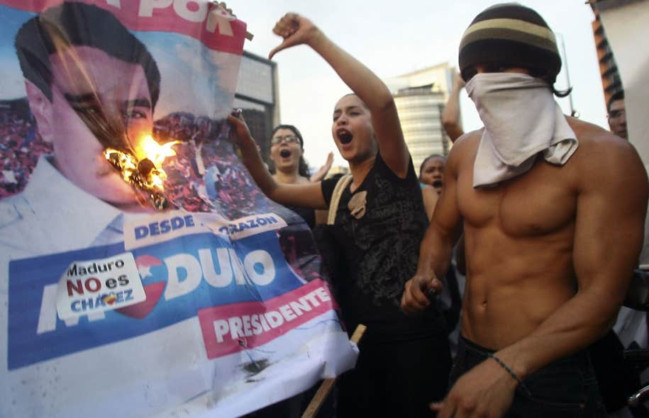 Manifestations Venezuela