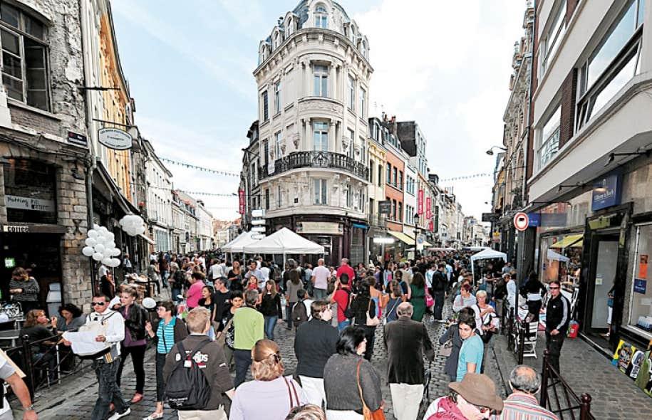 Lille ville culturelle la culture comme quatri me - Piscine interieure anjou montreal lille ...