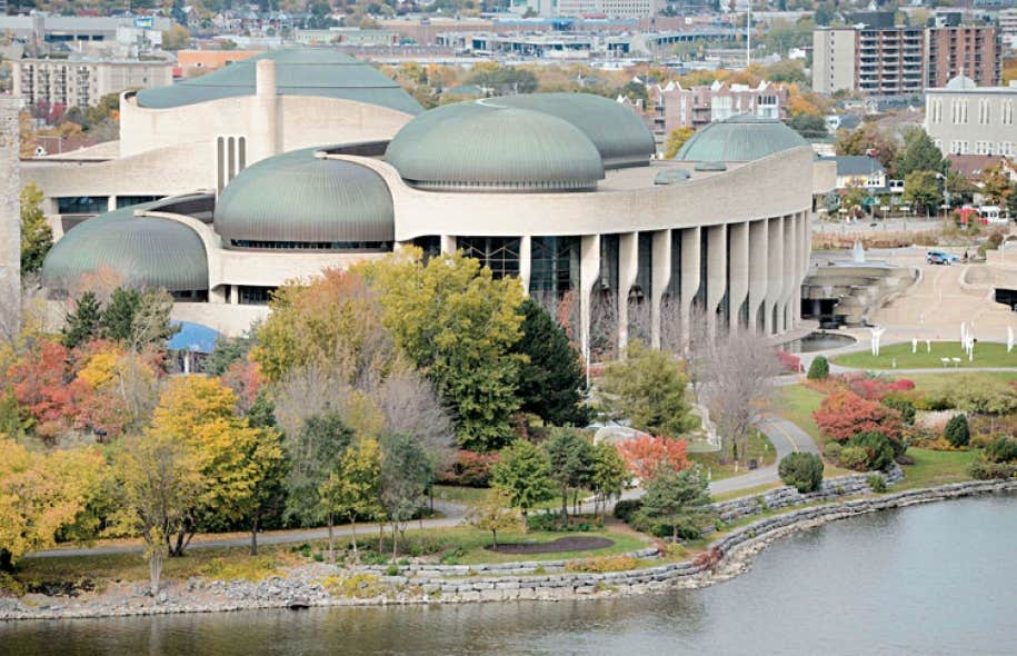 Grande ville culturelle, Gatineau abrite le Musée canadien des civilisations sur les rives de la rivière Outaouais.