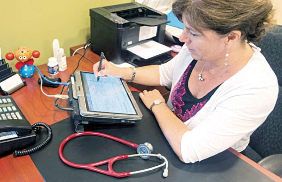 Lancé il y a maintenant sept ans, le dossier de santé du Québec a coûté à ce jour quelque 1,6 milliard de dollars.