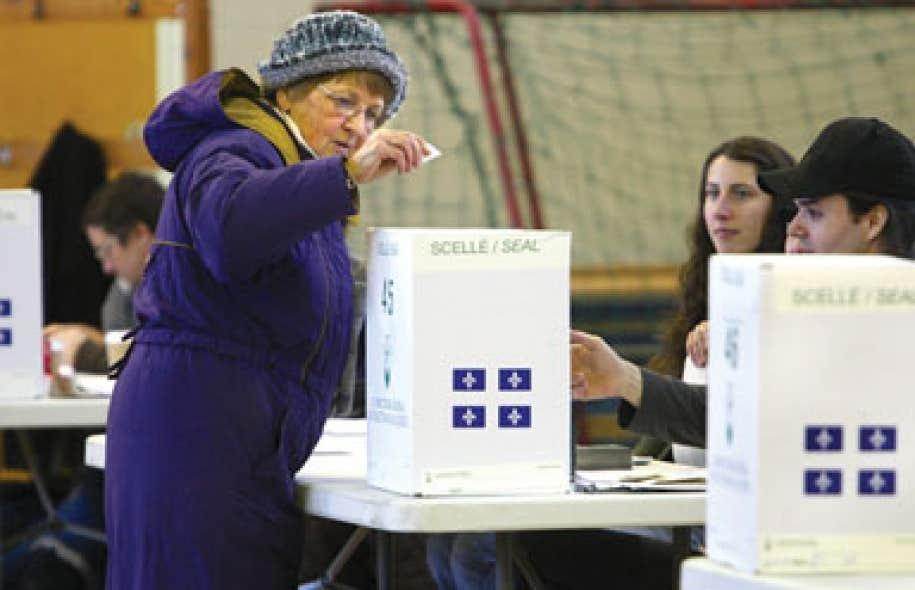 Les élections québécoises se dérouleront le premier lundi du mois d'octobre, quatre ans après le scrutin précédent.
