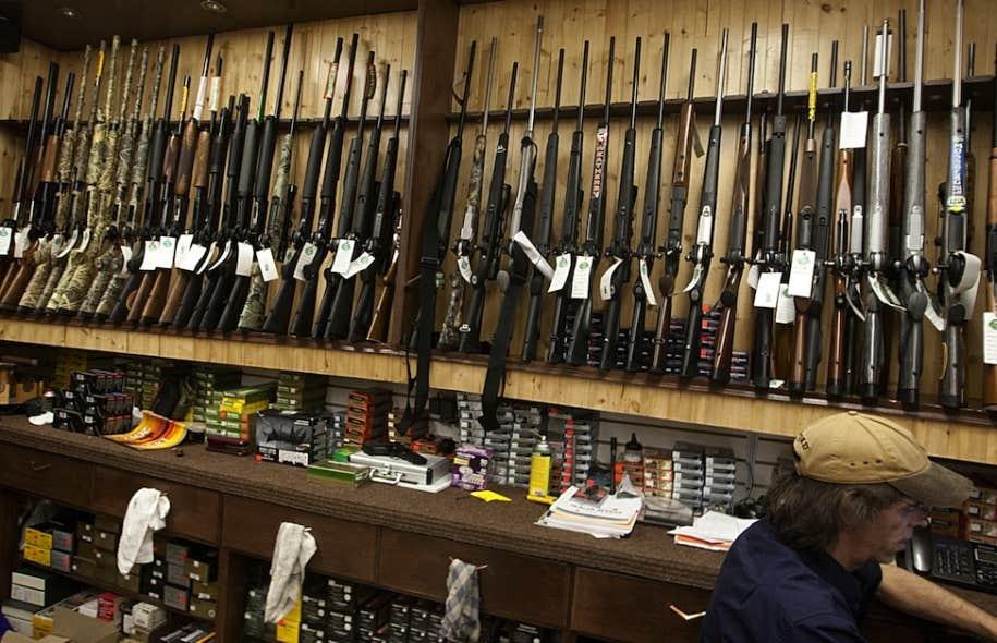 registre des armes a feu