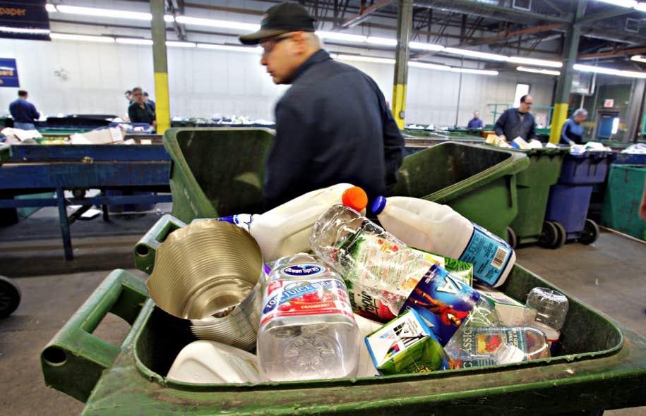 L'industrie du recyclage a connu une forte croissance au Québec, mais le modèle d'affaires a atteint ses limites.