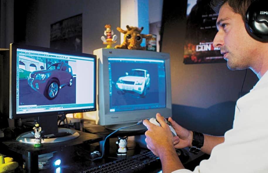 Un volet entier de la conférence sera consacré aux jeux vidéo, car ils prennent une grande place dans la vie de bien des gens, en plus de servir de fer de lance à de nouvelles technologies qui trouvent ultérieurement maintes autres applications.