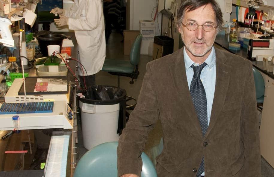 Le professeur Jean-Pierre Julien consacre ses recherches à percer le mystère de la maladie de Lou Gehrig.