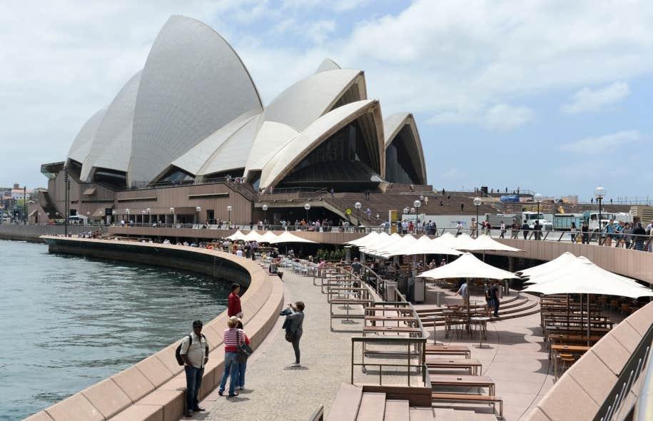 Long courrier 16 novembre 2013 le devoir - Appartement circulaire sydney en australie ...