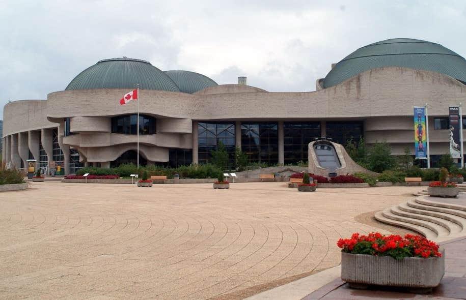 L'institution de Gatineau accepte de recevoir un million de dollars en commandite de l'Association canadienne des producteurs pétroliers (ACPP) pour financer ses prochaines expositions.