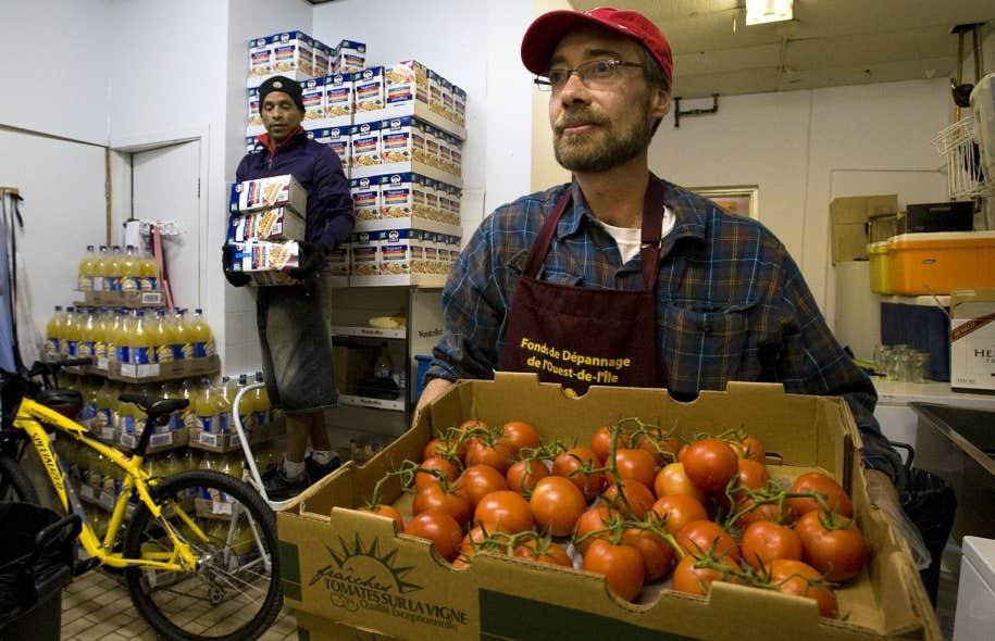 Près d'un ménage canadien sur dix (8,3%) souffre «d'insécurité alimentaire». Des gens éduqués et dynamiques, qui ont souvent un emploi, doivent frapper aux portes des banques alimentaires.