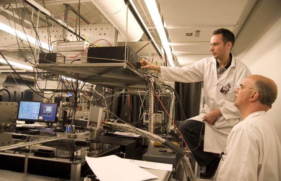 L'INRS compte quatre centres de recherche qui, depuis longtemps, fonctionnent en mode interdisciplinaire.