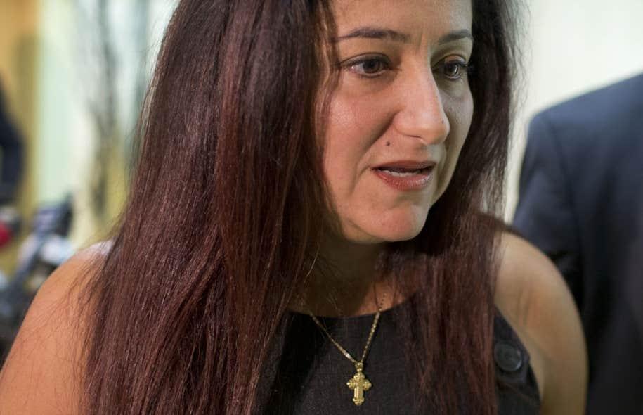 Ex-bloquiste, Maria Mourani siège désormais comme indépendante.