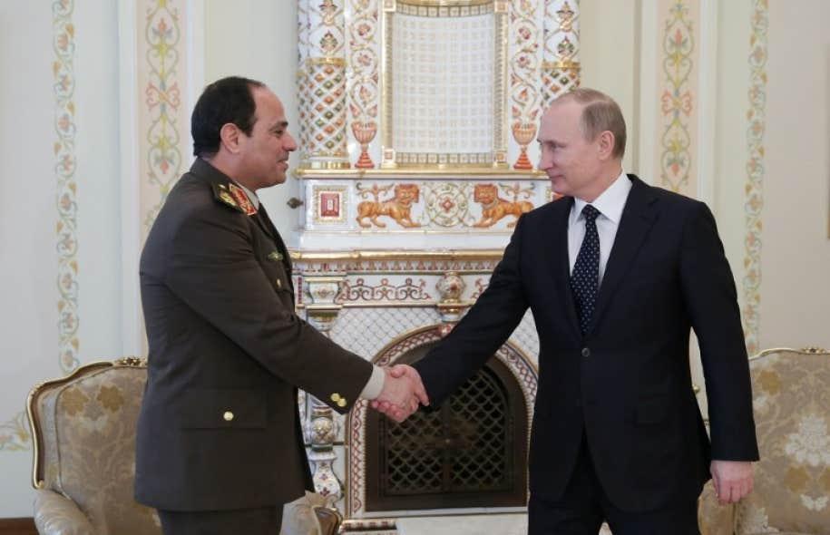 Rencontre avec egyptiennes