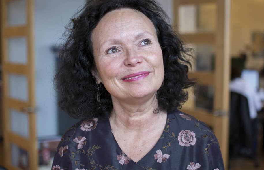 La cinéaste Manon Barbeau, fondatrice et directrice du Wapikoni