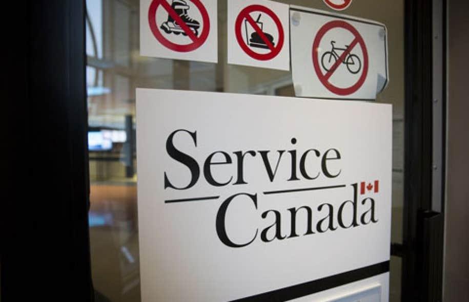 En date du 22 février, il y avait au Québec 6100 dossiers de demandes initiales ou de renouvellements d'assurance-emploi qui traînaient sur les bureaux de Service Canada depuis plus de 28 jours.