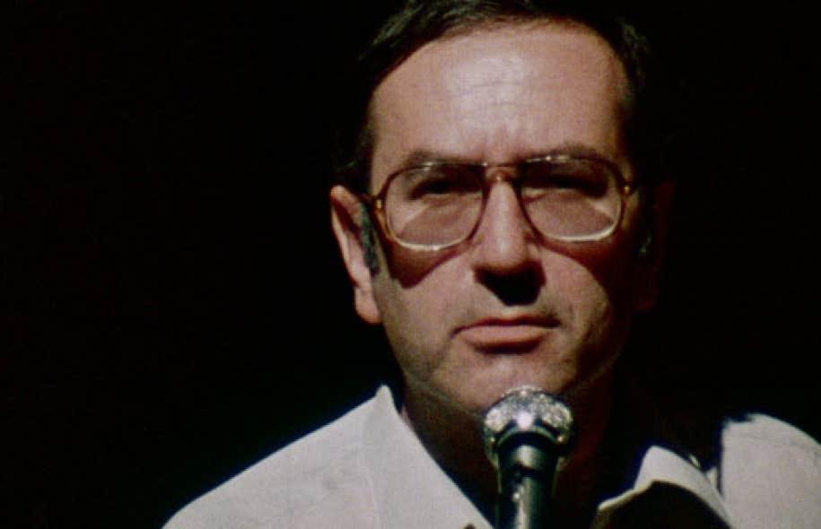 Dans le film de Simon Beaulieu, seule la voix de Miron y est entendue, lisant des poèmes, chantant des chansons de folklore, parlant de son rêve nationaliste.