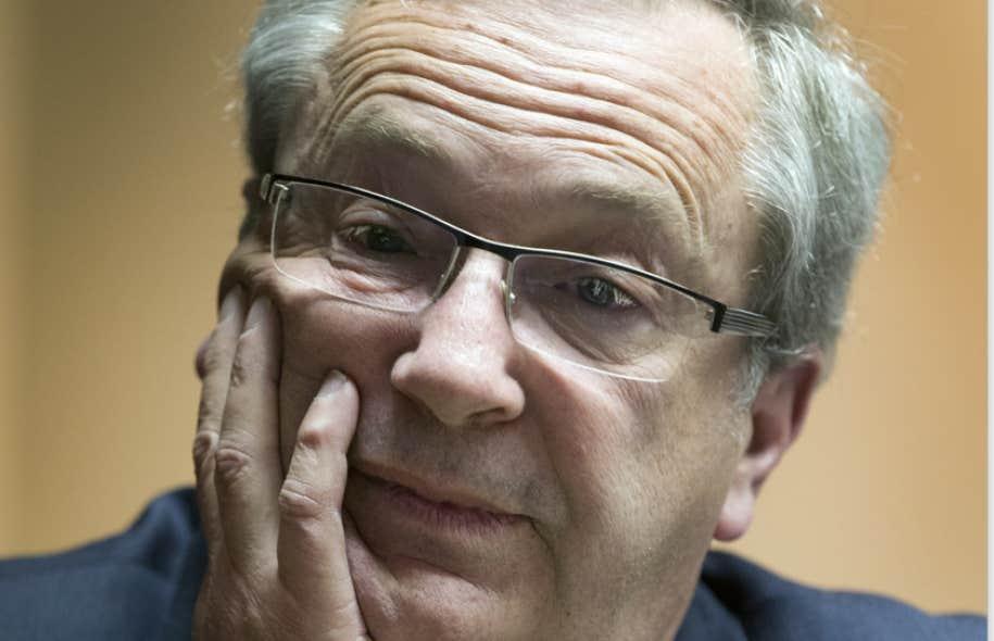 Le directeur général des élections du Canada, Marc Mayrand