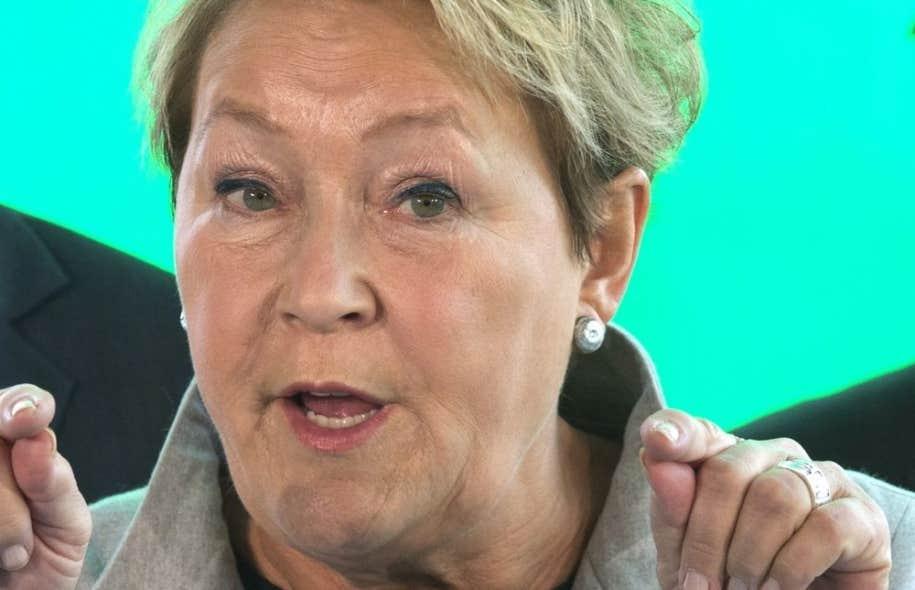 <em>&laquo;Je demande au DGE de nous assurer de l&rsquo;int&eacute;grit&eacute; du vote et je ne suis pas capable d&rsquo;imaginer que l&rsquo;on puisse, de l&rsquo;Ontario ou d&rsquo;ailleurs, vouloir manipuler le vote au Qu&eacute;bec&raquo;</em>, a lanc&eacute; Pauline Marois &agrave; l&rsquo;occasion d&rsquo;une m&ecirc;l&eacute;e de presse dimanche.