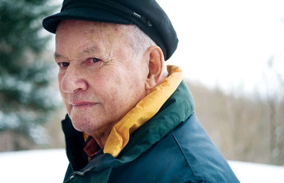 L'entomologiste Luc Jobin a tout de suite eu le coup de foudre pour l'île d'Anticosti lorsqu'il y a débarqué pour la première fois en 1972.