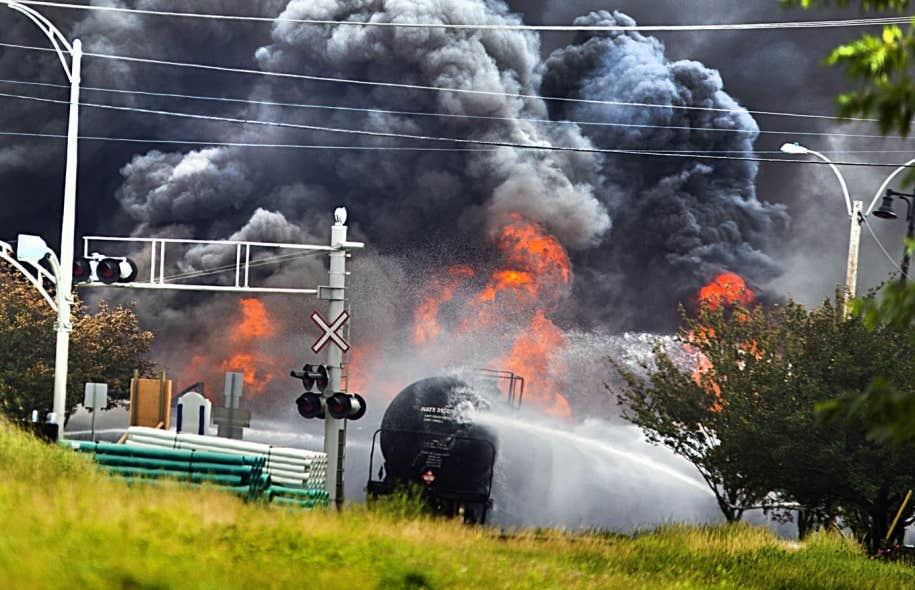 La tragédie du 6 juillet 2013 a fait 47 morts et a dévasté le centre-ville de Lac-Mégantic.