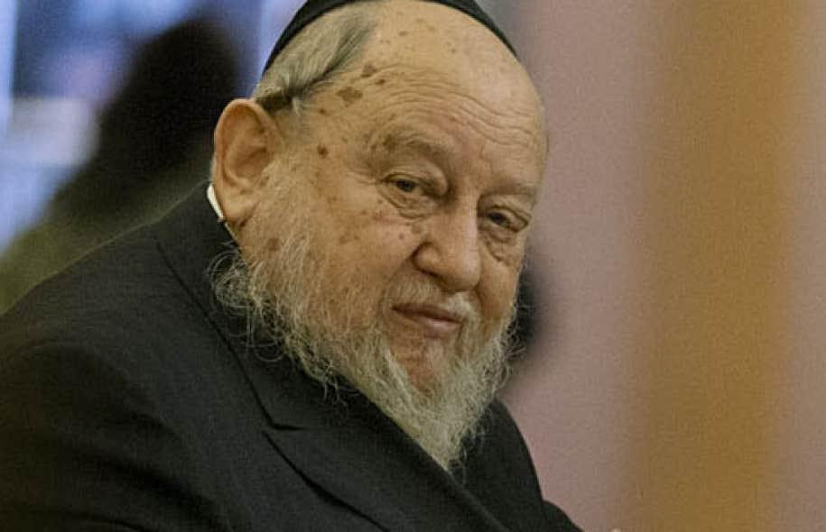 Selon Alex Werzberger, certaines matières obligatoires au programme ne seront jamais enseignées dans les écoles juives, « point final ».