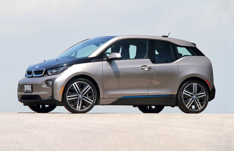 bmw i3 une fa on nouvelle de concevoir l automobile le devoir. Black Bedroom Furniture Sets. Home Design Ideas