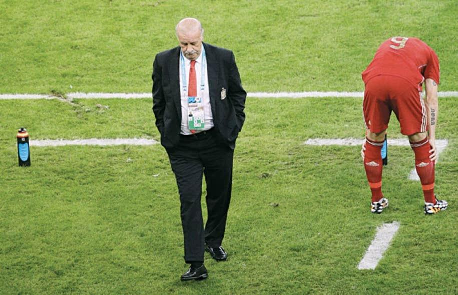 Un long r gne prend fin le devoir - Quitte moi pendant la coupe du monde ...