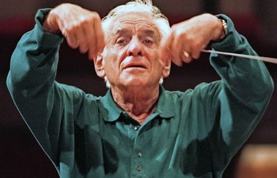 Leonard Bernstein