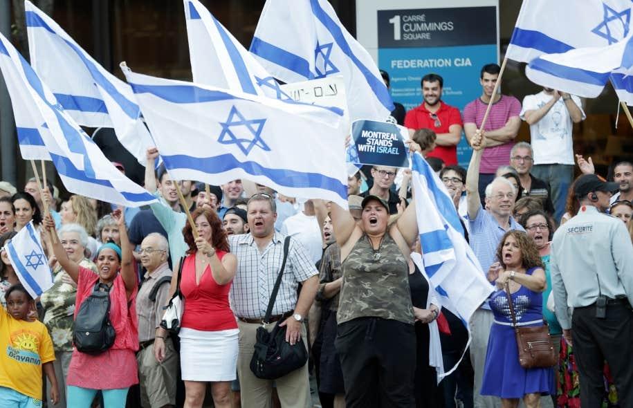 « Nous sommes révoltés par ces gens qui criminalisent Israël, mais gardent le silence sur les véritables crimes de guerre du Hamas », affirment les 119 signataires de la lettre d'appui à Israël.