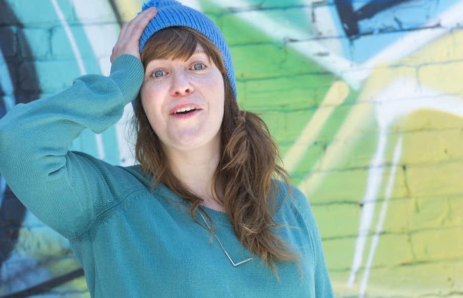 Catherine Leduc, du groupe Tricot Machine, sera présente aux Rencontres de création de Natashquan.