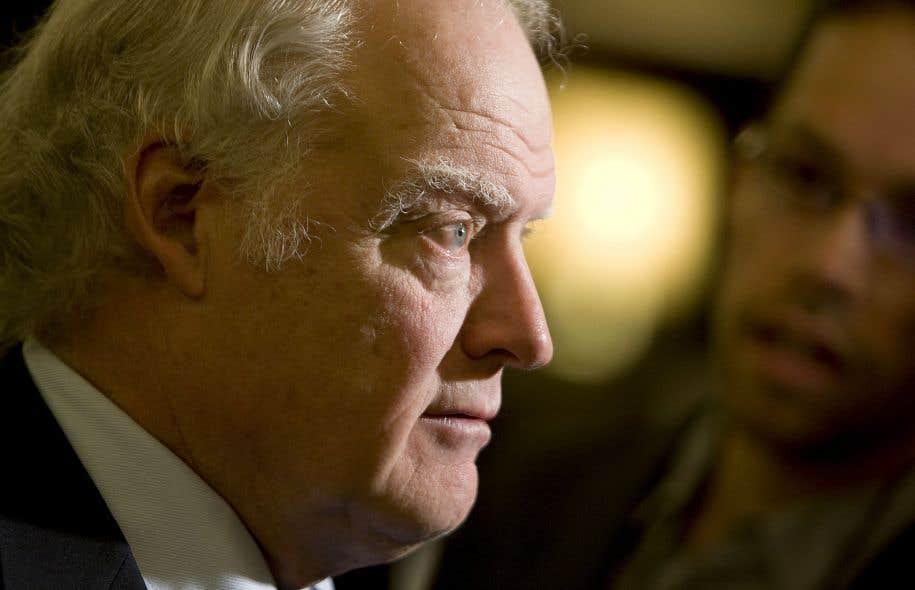 André Caillé, ancien grand patron d'Hydro-Québec