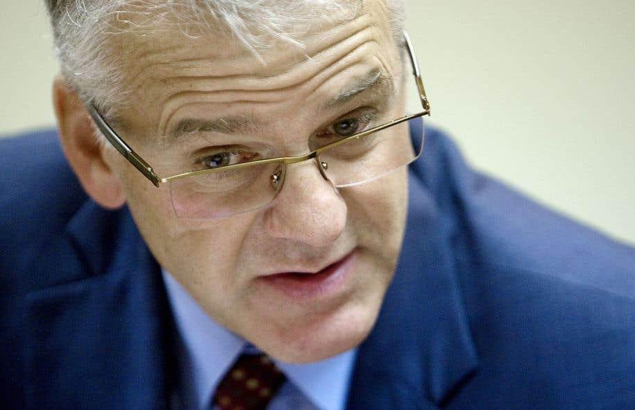 Jean Beauchesne est le président-directeur général de la Fédération des cégeps, l'organisme qui regroupe la direction des 48 cégeps publics.