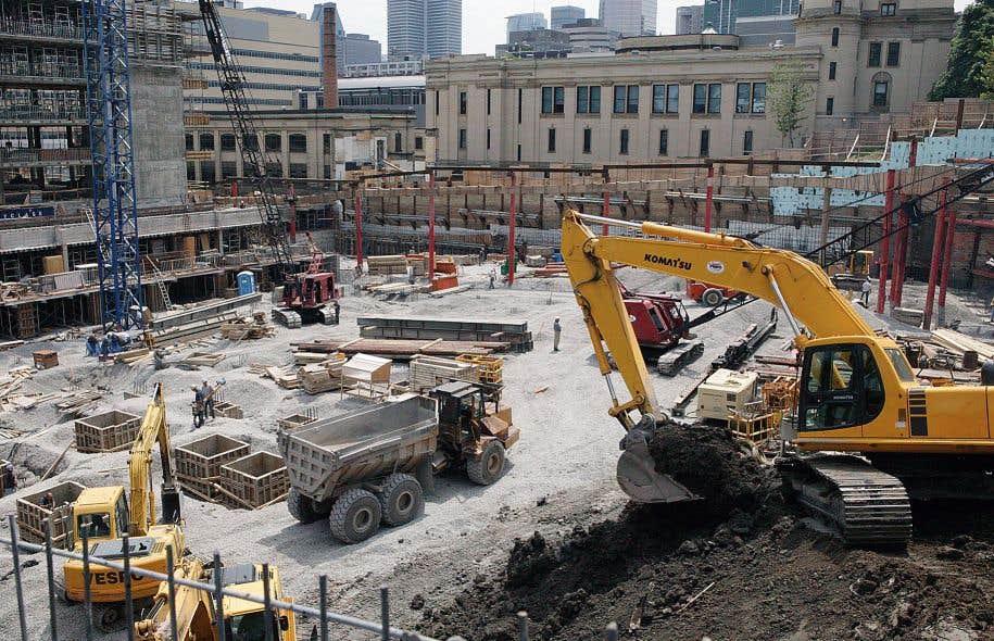 Lobbyisme les entreprises de construction r ticentes s for Les entreprises de construction