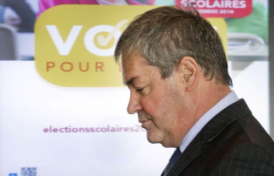 «Si pour les gens l'éducation est importante, ils l'exprimeront en allant voter», a dit le ministre Yves Bolduc jeudi.