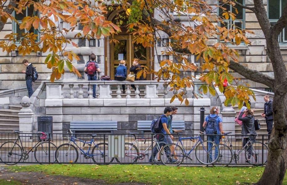 Les universités québécoises sont dans un état précaire.