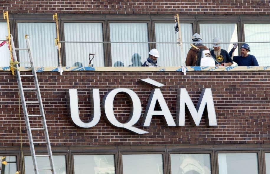 L'UQAM a indiqué souhaiter se retirer du réseau de l'Université du Québec pour devenir une université à charte.