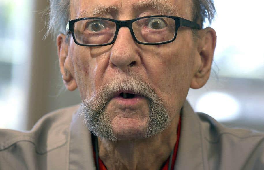 Le physicien Pierre Demers travaillait dans un laboratoire secret de l'Université de Montréal lors de la Seconde Guerre mondiale.