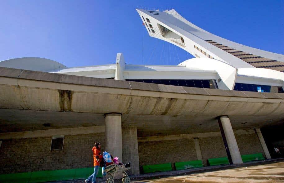 L architecte taillibert veut il s amender le devoir - Salon de l habitation montreal stade olympique ...