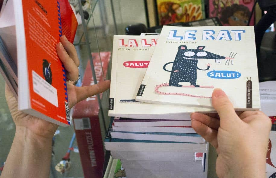 La maison d'édition La courte échelle possède un important catalogue en littérature jeunesse.